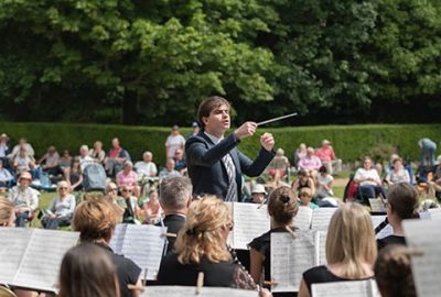 Band conductor
