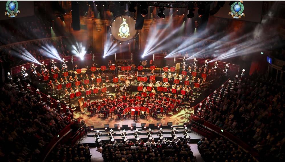 Band of the HM Royal Marines