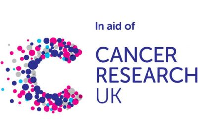 Cancer Research charity logo
